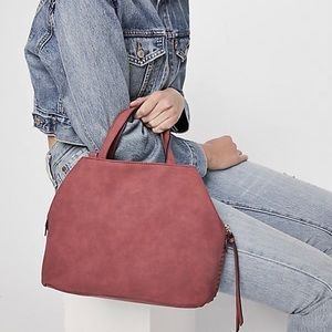 Free People Trilogy Slouchy Tote